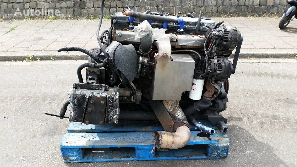 CUMMINS ISBE engine for ISBE truck
