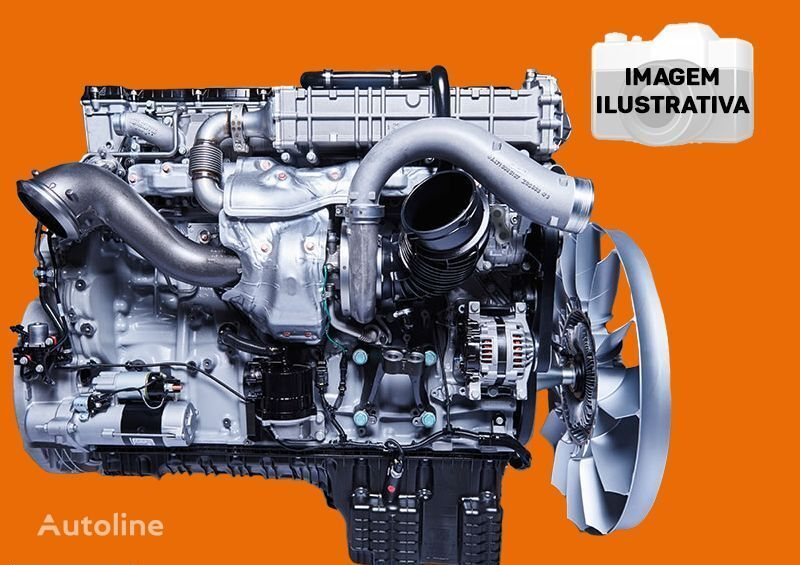 D12 A 380 engine for VOLVO FH12 / 380 truck