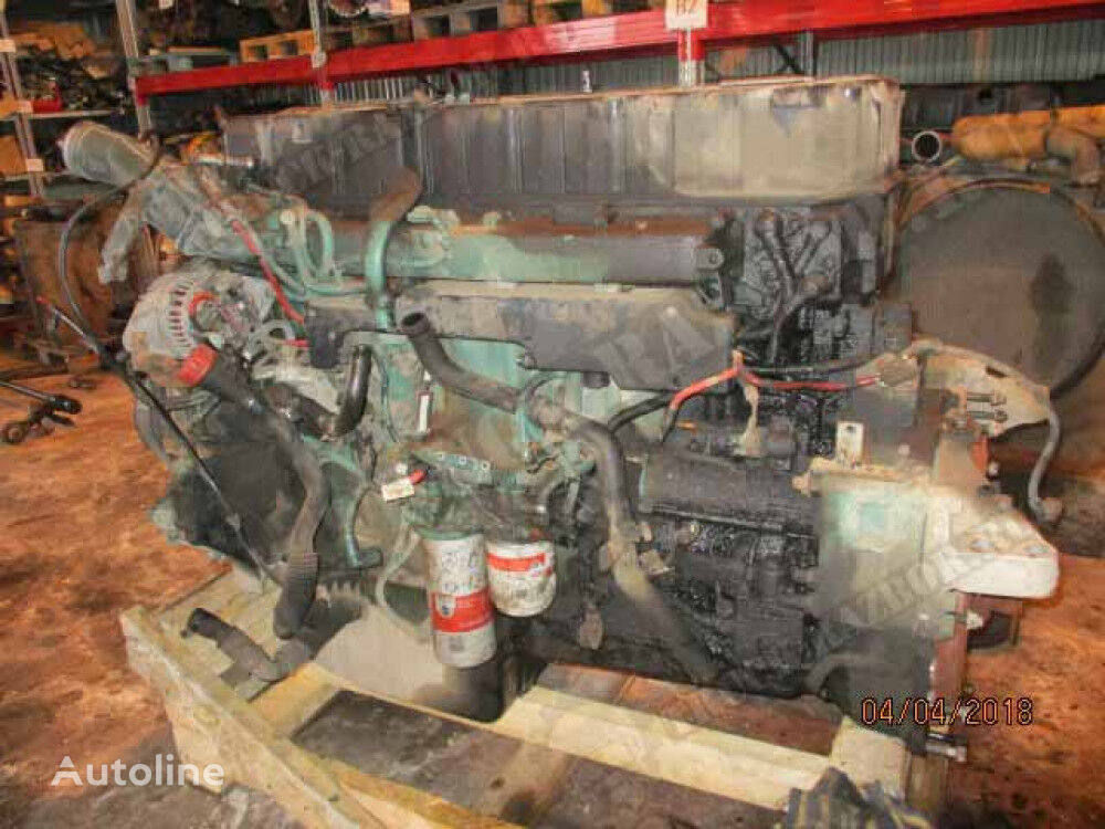 D12D engine for VOLVO tractor unit