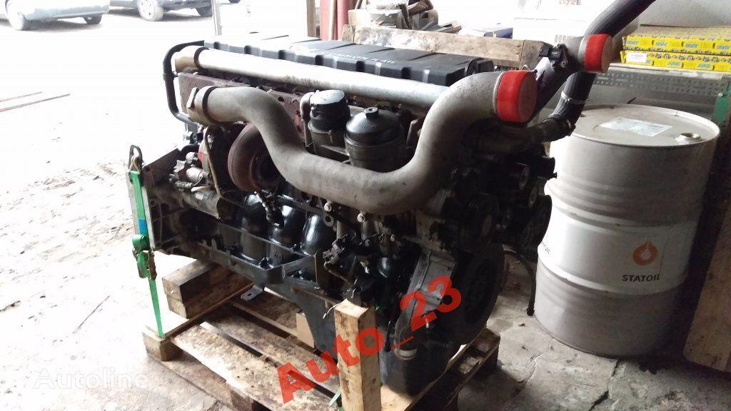 D2066LF engine for MAN TGA TGX TGS 440 truck