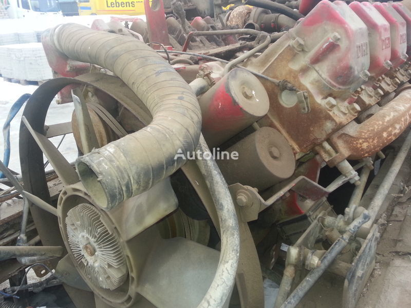 Doosan DV15T engine for DAEWOO ULTRA NOVUS truck