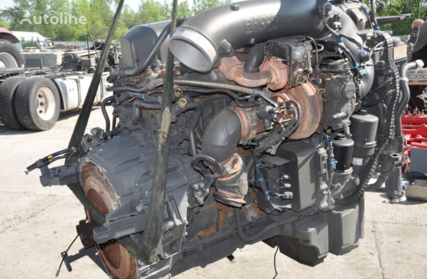 DAF 106.340 MX-13 PACCAR engine for tractor unit