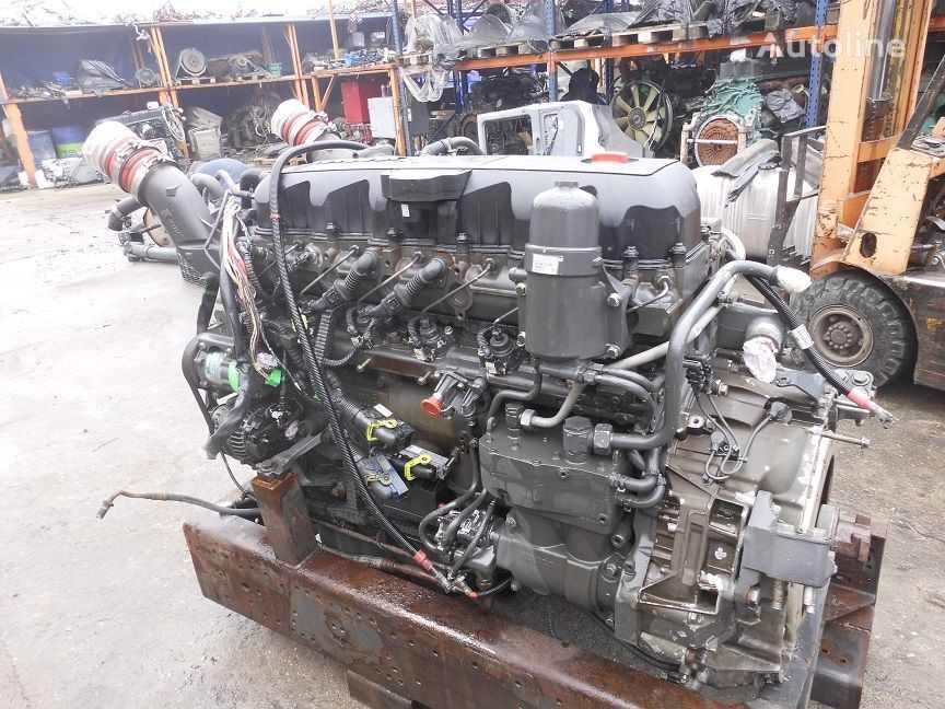 DAF 410 E5 engines for DAF XF 105 truck for sale, motor from