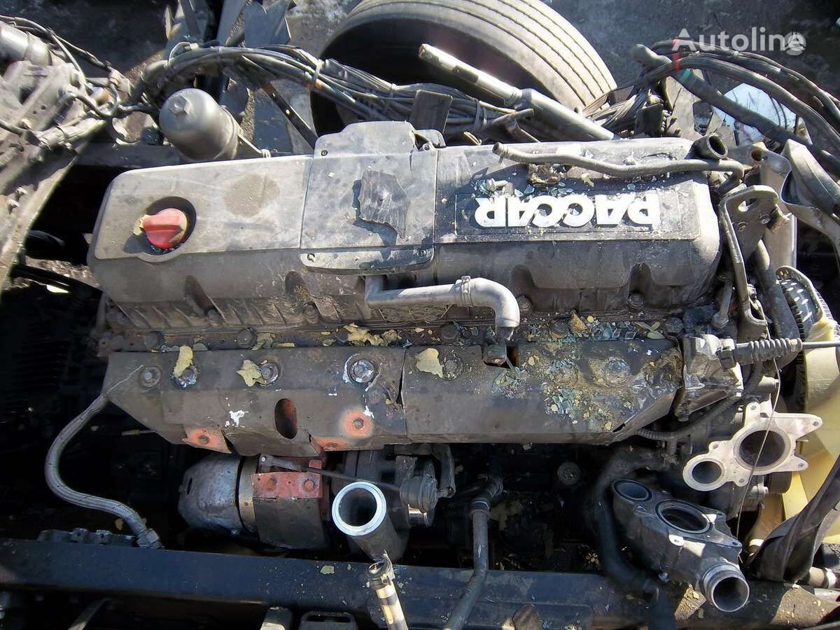 DAF 460AG engine for tractor unit