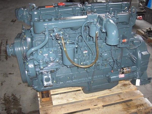 engine for DAF 825 TRUCK truck