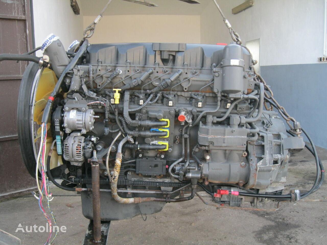 DAF ATE KOMPLETNY 2013 engine for DAF XF 105 tractor unit