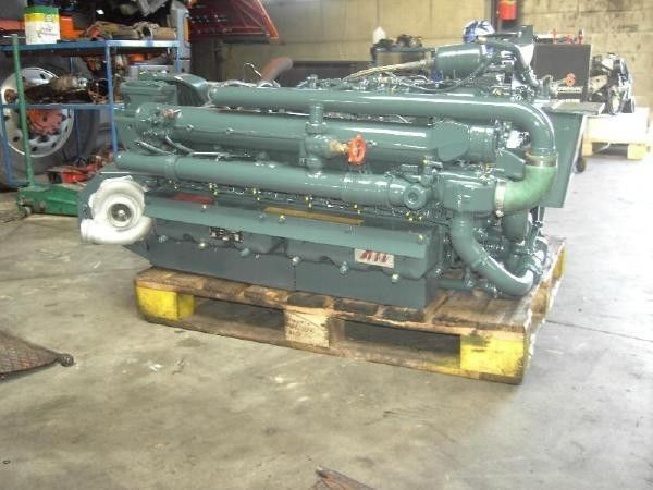engine for DAF GS160 M other construction equipment