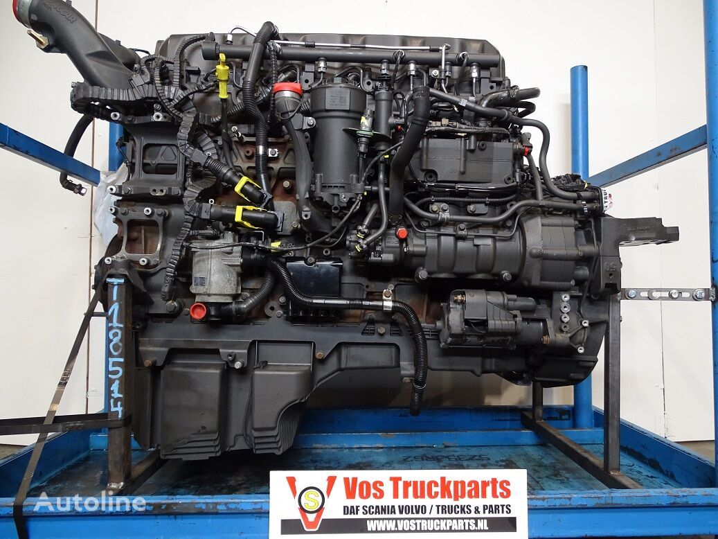 DAF MX-375-H1 510/EURO-6 engine for truck