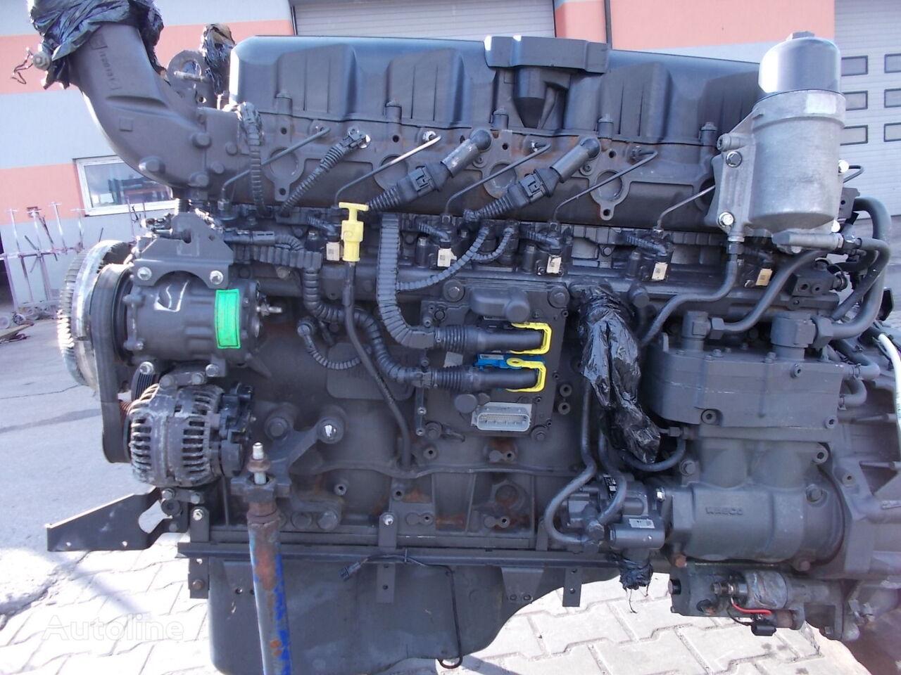 DAF MX340U1 engines for DAF XF 105 truck for sale, motor