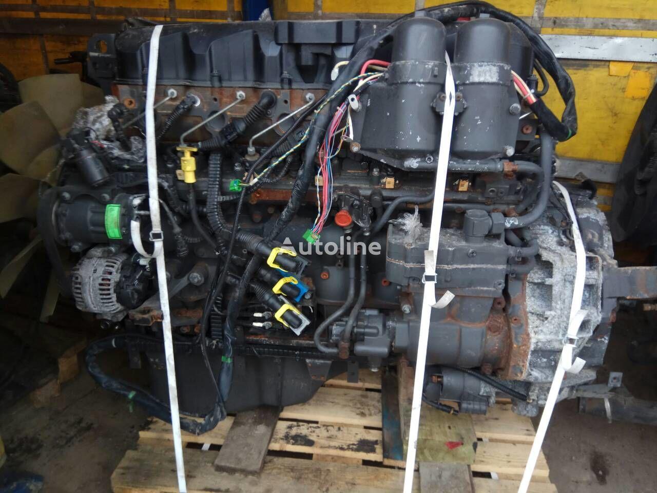 DAF Paccar 460 MX340U1 E5 engines for DAF XF 105 460 E5