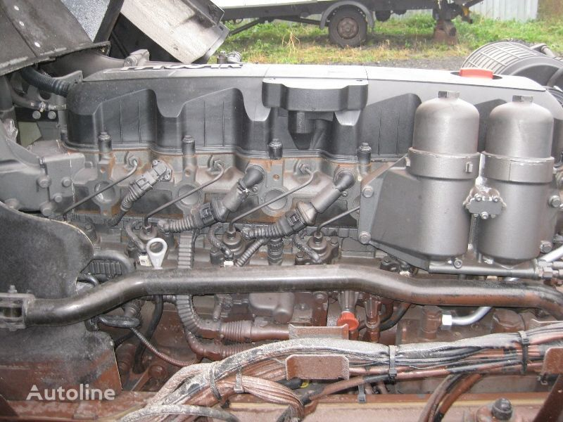 DAF XF 105.410 engine for DAF  XF 105.410 truck