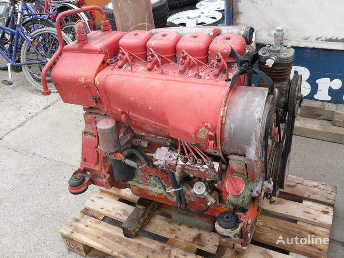 DEUTZ engine for excavator