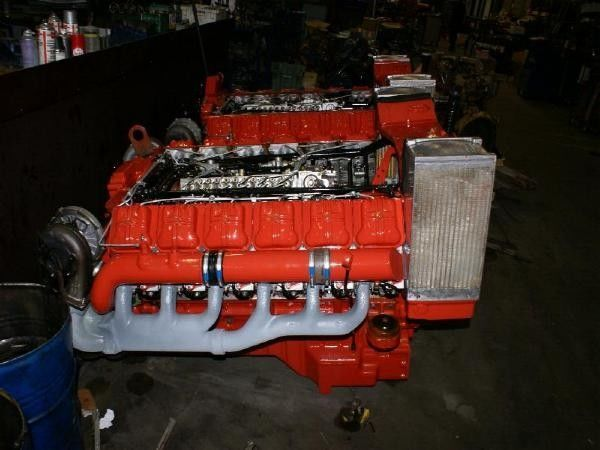 DEUTZ BF12L513C engine for other construction equipment