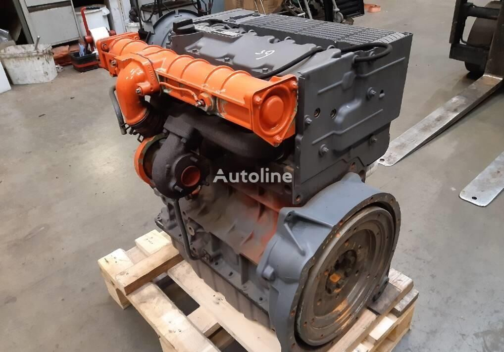 DEUTZ BF4L1011FT engine for other construction equipment