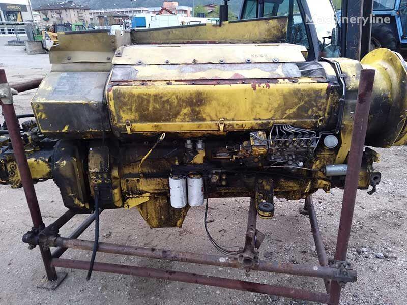 DEUTZ BF6L513RC engine for BOMAG compactor