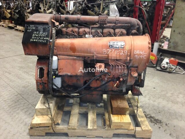 DEUTZ BF6L914C engine for other construction equipment