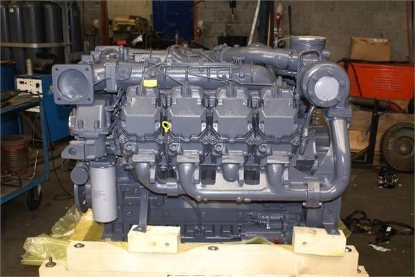 DEUTZ BF8M1015 CP engine for other construction equipment