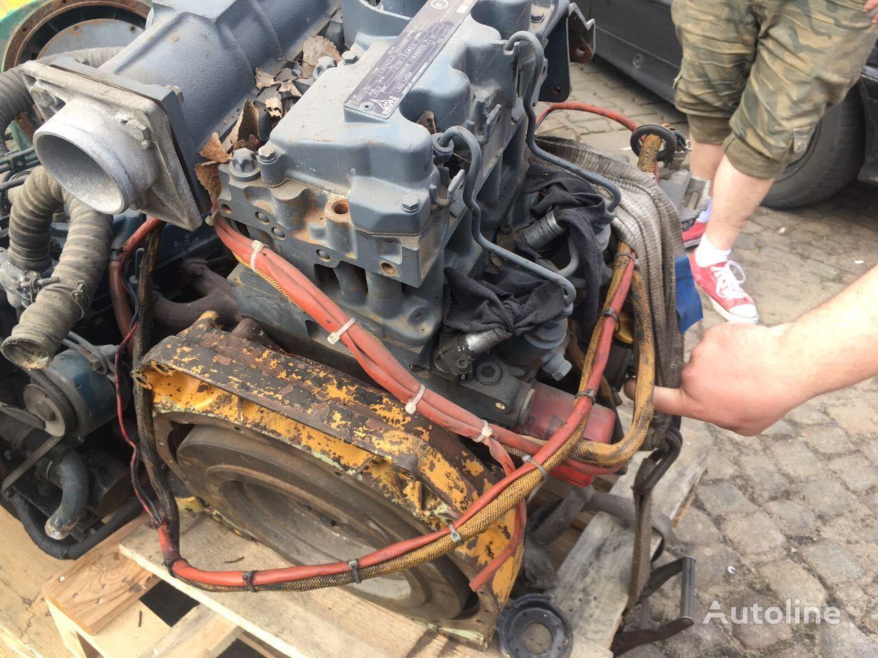 DEUTZ D2011L02 (DEUTZ D2011L02) engine for wheel loader