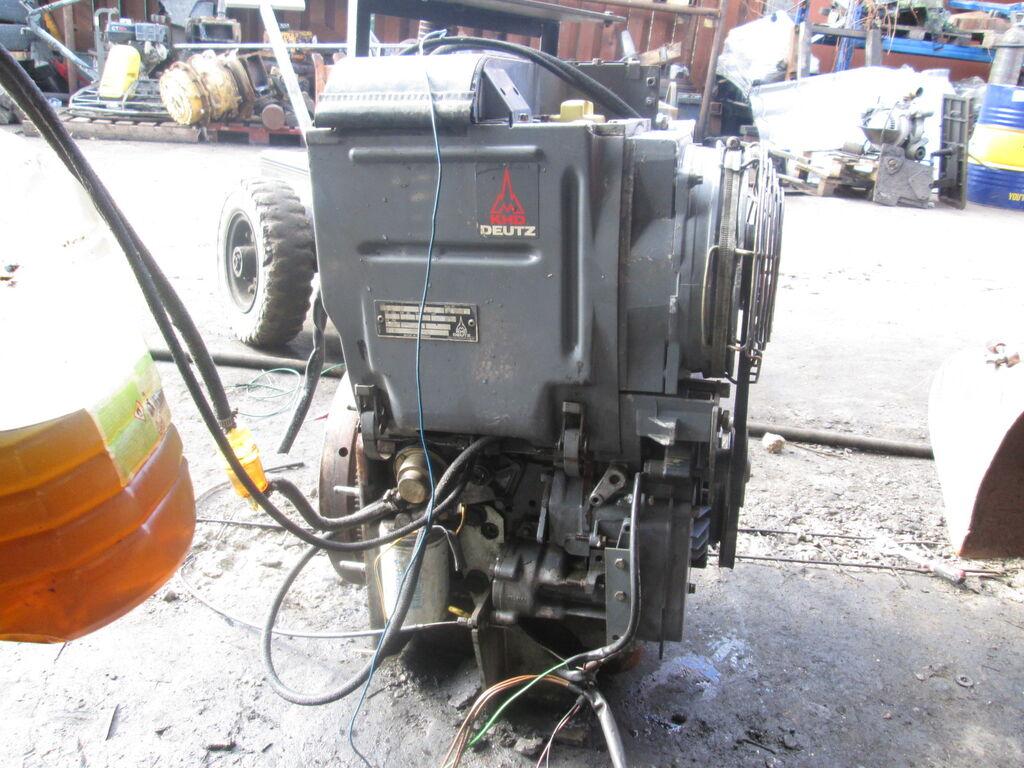 DEUTZ F2L1011 engine for wheel loader