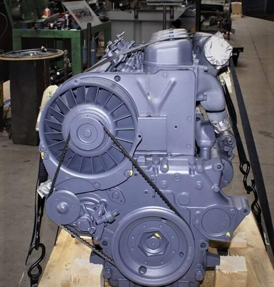 DEUTZ F4L912W engine for other construction equipment