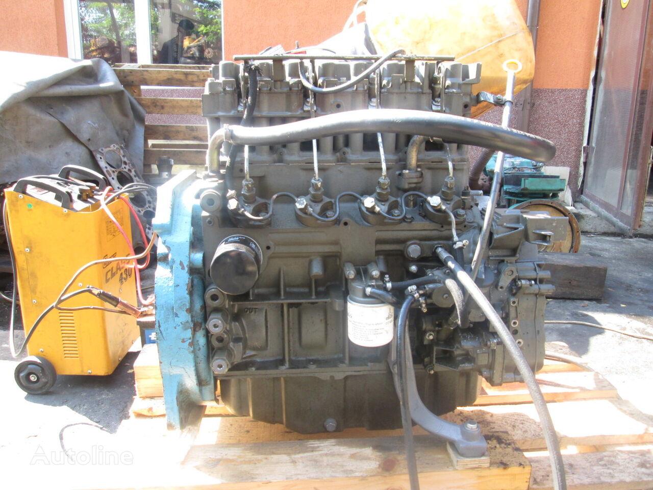 DEUTZ F4M2011 engine for wheel loader