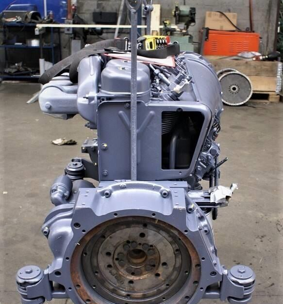 DEUTZ F5L912W engine for other construction equipment