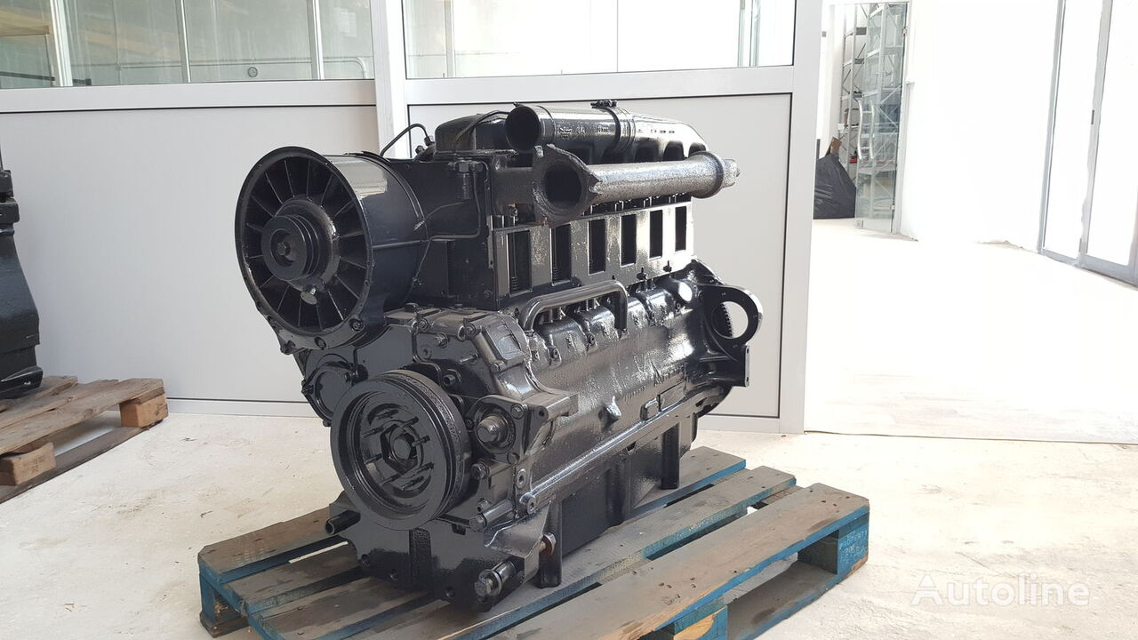 DEUTZ F6L912 engine for tractor unit