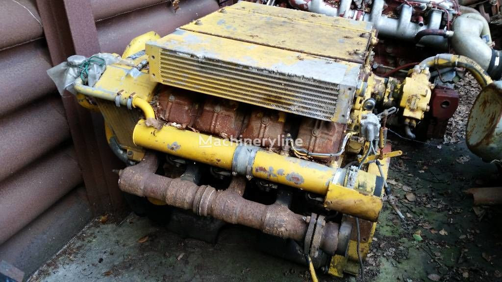 DEUTZ F8L413 F engine for other construction equipment