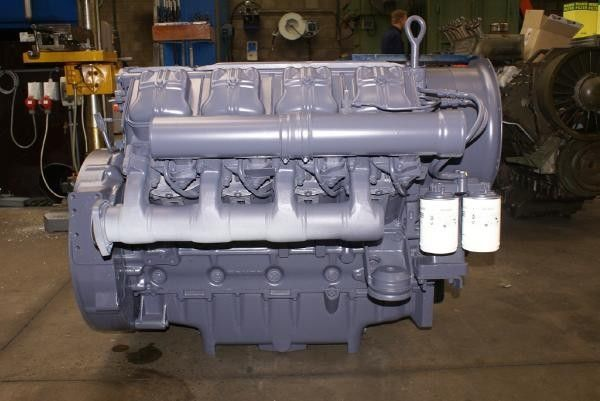 engine for DEUTZ F8L513 excavator