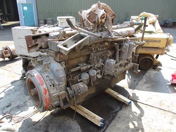 DEUTZ-FAHR SBA 8M816 engine for tractor