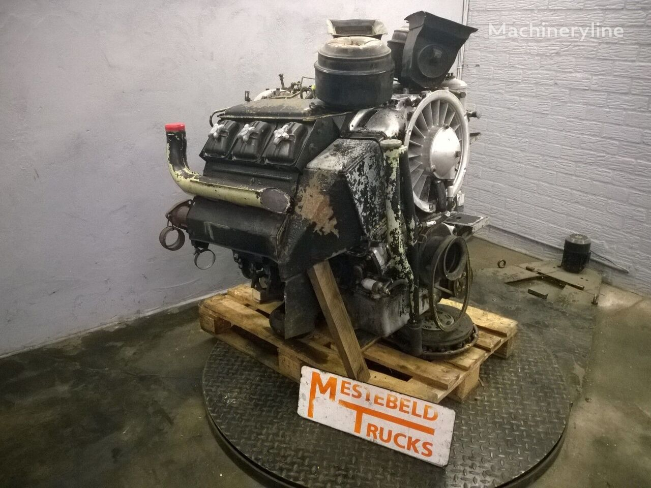 Deutz F6L 613 engine for DEUTZ Motor F6L 613 other construction equipment