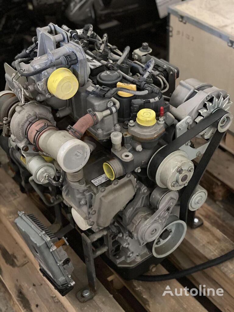 new DEUTZ TCD2.9 engine for DEUTZ L4 tractor unit
