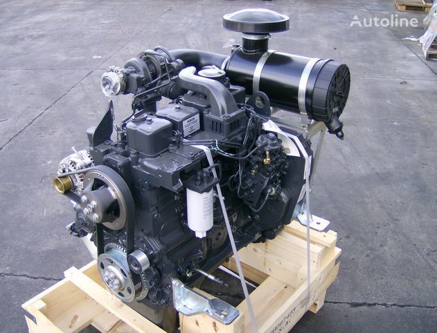Iveco N45MNSD00.00 engine for DIECI  dedalus excavator