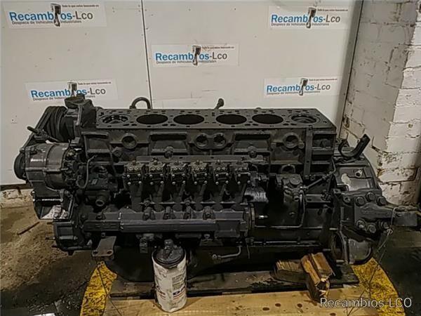 Despiece Motor DAF 95 XF FA 95 XF 480 engine for DAF 95 XF FA 95 XF 480 tractor unit