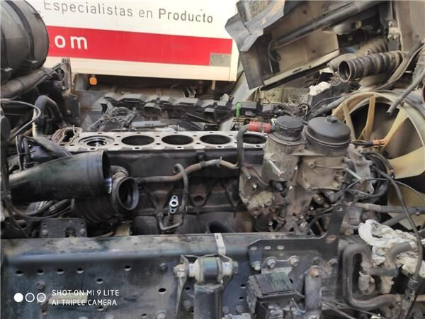 Despiece Motor MAN TGA 18.480 FAC engine for MAN TGA 18.480 FAC tractor unit