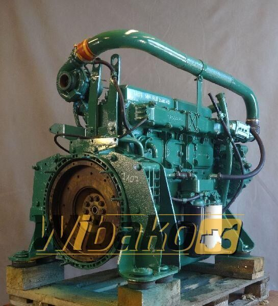 Engine Volvo D6A250 engine for D6A250 other construction equipment