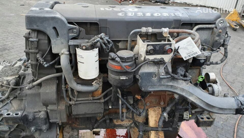 F3AE368AY engine for IVECO STRALIS 460 tractor unit