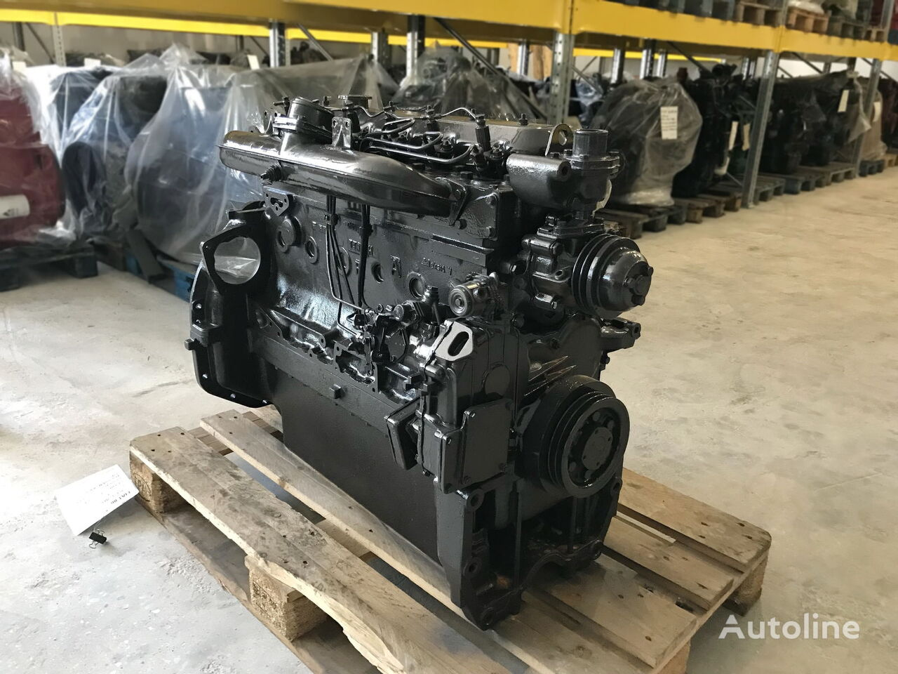 FIAT 8065.02 engine for tractor unit