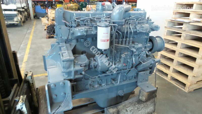 FIAT-HITACHI engine for FIAT-HITACHI FH330-3 excavator