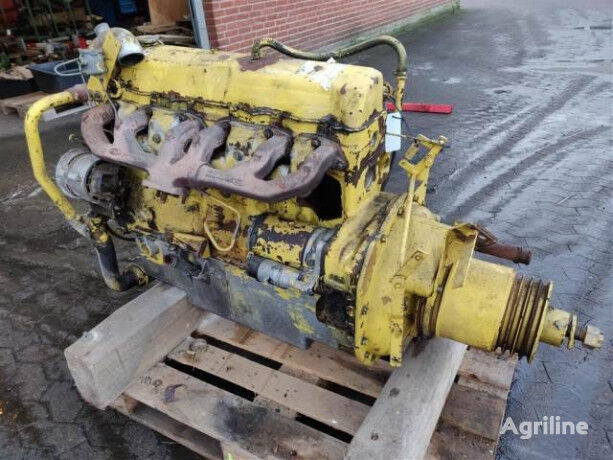 FORD 2704ET Defekt for parts engine for NEW HOLLAND 8070 combine-harvester for parts