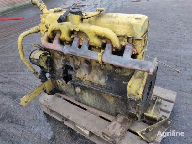 FORD 2715E Defekt for parts engine for NEW HOLLAND 8060  combine-harvester