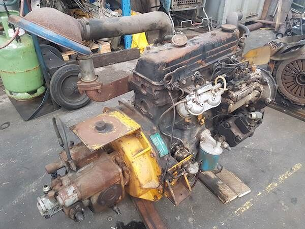 FORD 4 CILINDER engine for truck