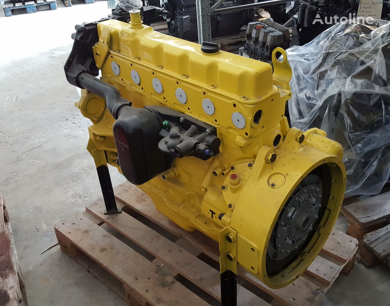 FORD 675TA/CA engine for tractor unit