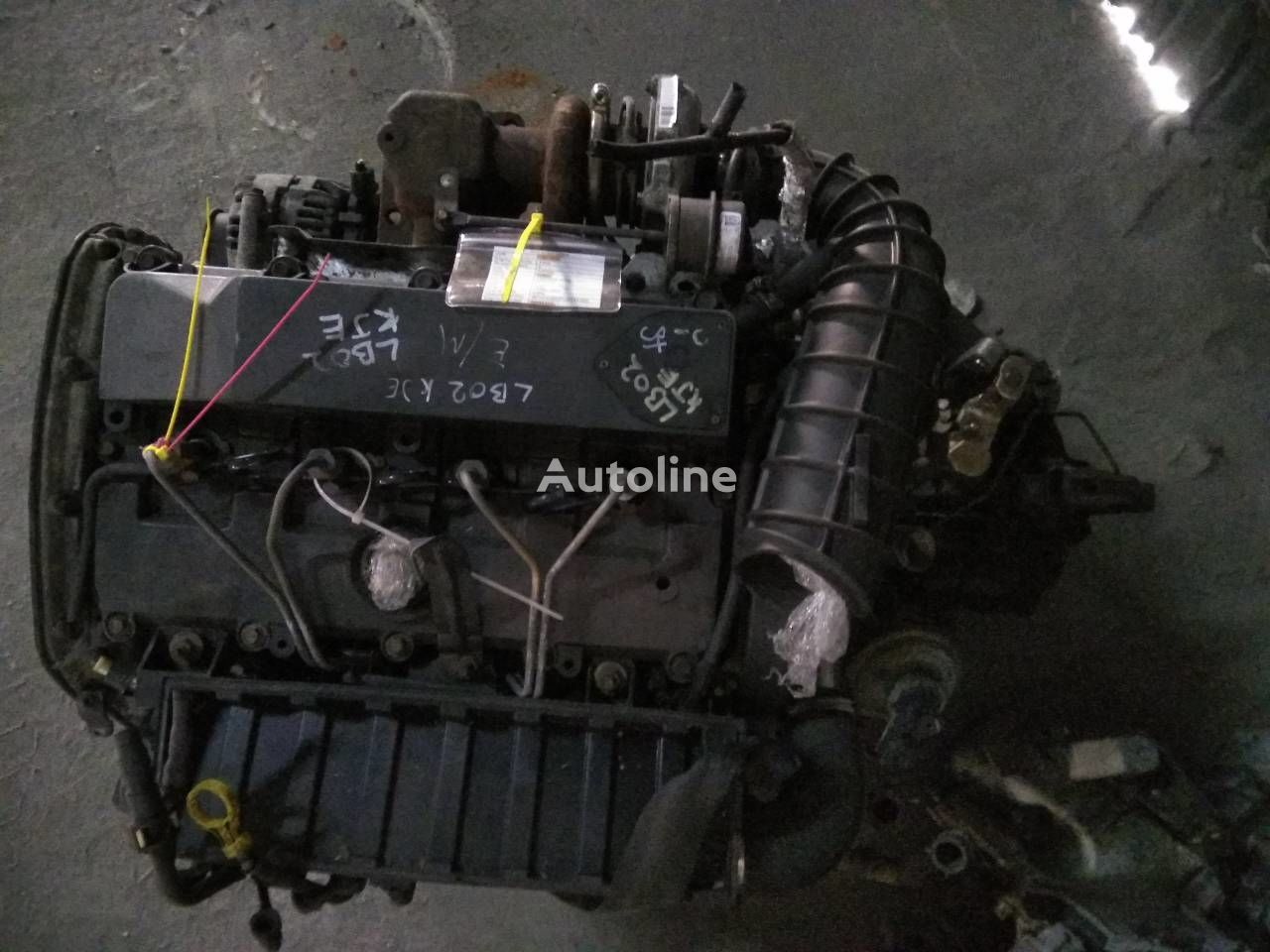 FORD D3FA 2 0 TD engines for FORD Transit van for sale
