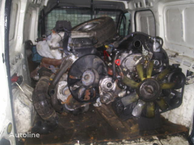 FORD TRANSIT 125PH engine for FORD TRANSIT truck