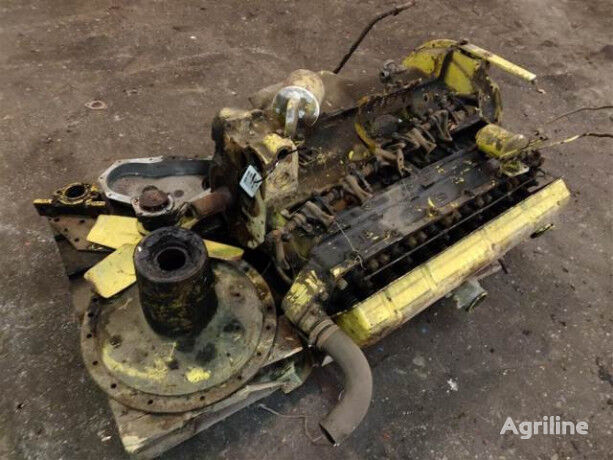 FORD Trader 590E Defekt for parts engine for Clayson M140 combine-harvester