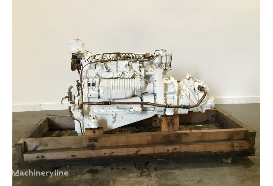 Foden FD6 engine for generator