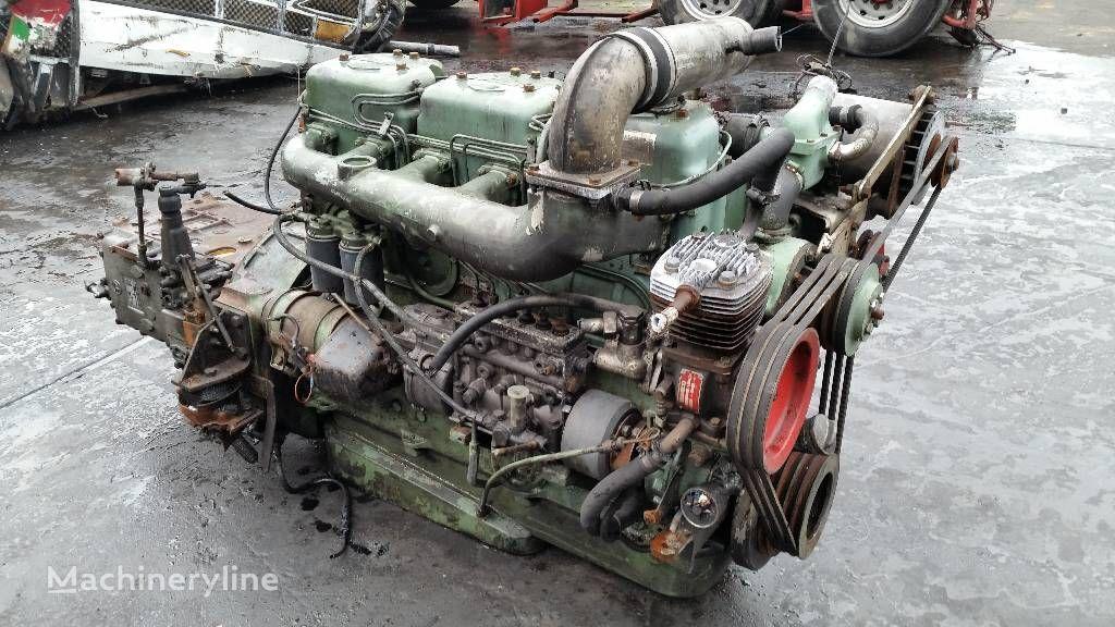 engine for HANOMAG henschel 3 6.80 wheel loader