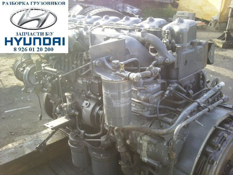 Mitsubishi D6AC engine for HYUNDAI HD GOLD truck