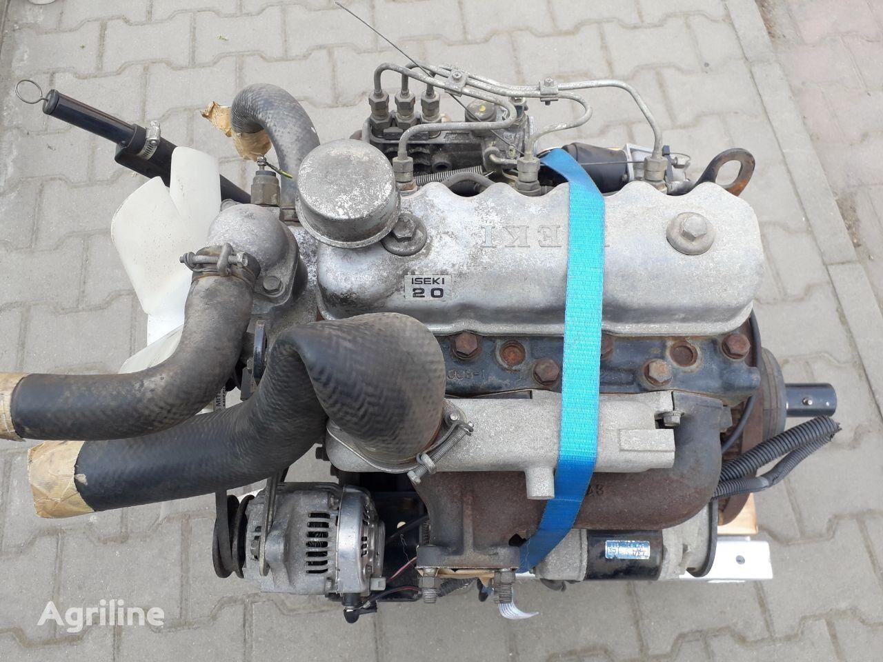 ISEKI engine for mini tractor